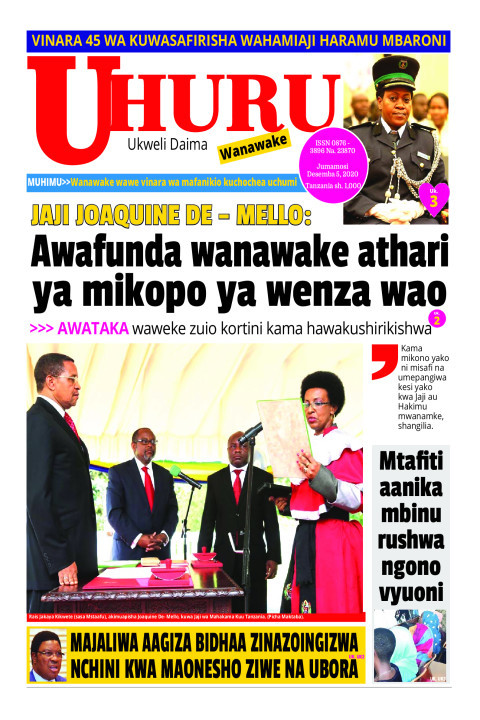 Jaji awafunda wanawake athari ya mikopo ya wenza wao | Uhuru