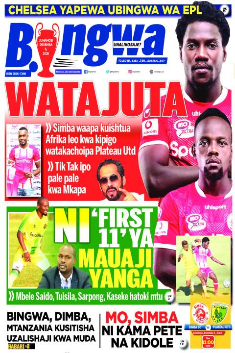 WATAJUTA | Bingwa