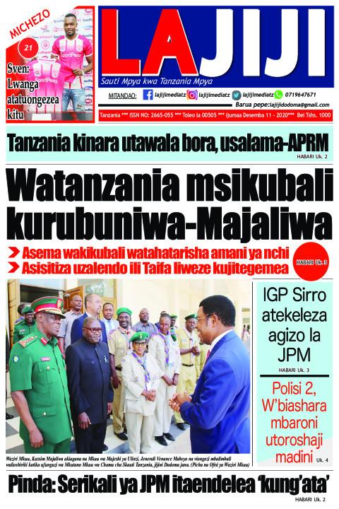 Watanzania msikubali kurubuniwa-Majaliwa  | LaJiji