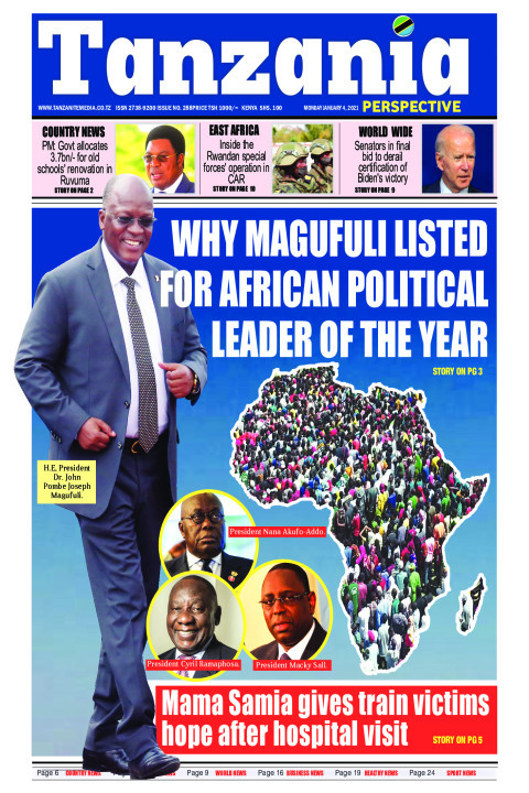 Why Magufuli listed for African political leader of the year | Tanzania Perspective
