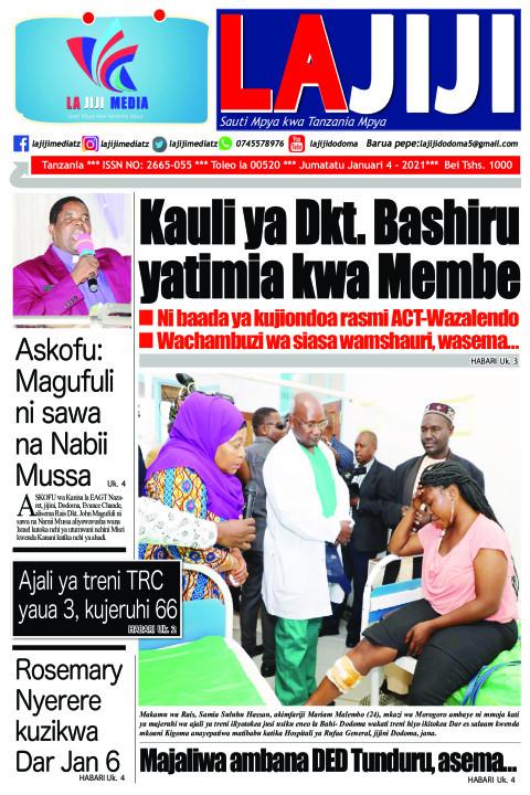 Kauli ya Dkt. Bashiru yatimia kwa Membe  | LaJiji