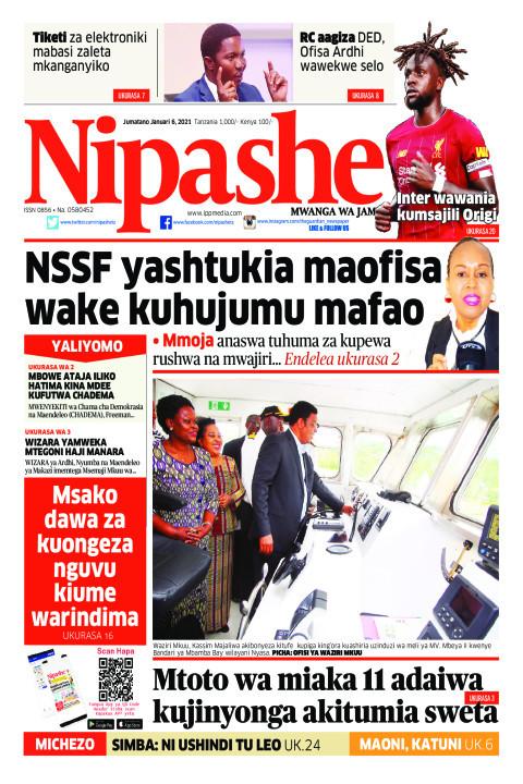 NSSF yashtukia maofisa wake kuhujumu mafao | Nipashe