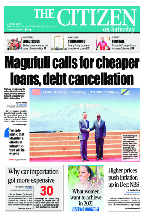 MAGUFULI CALLS FOR CHEAPER LOANS,DEBT CANCELLATION