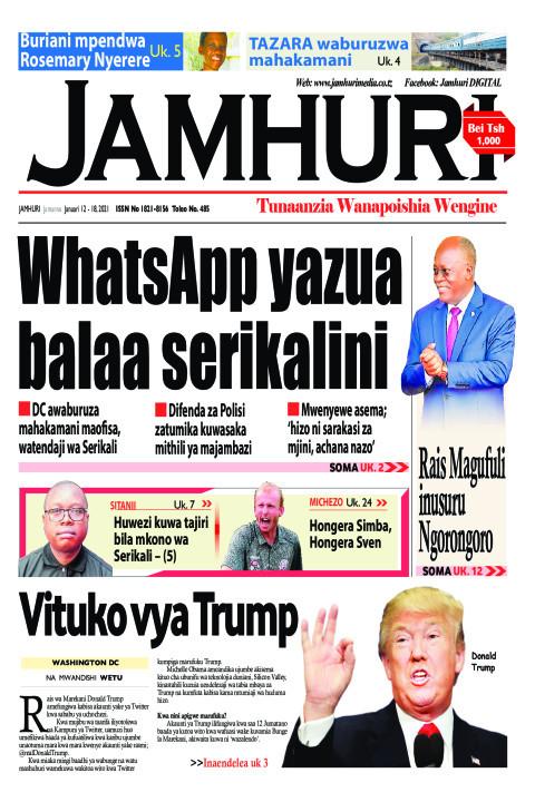 | Jamhuri