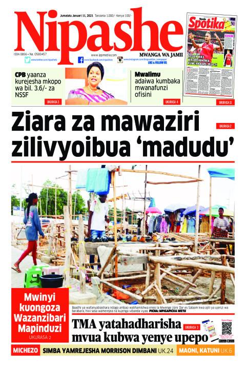 Ziara za mawaziri zilivyoibua 'madudu | Nipashe