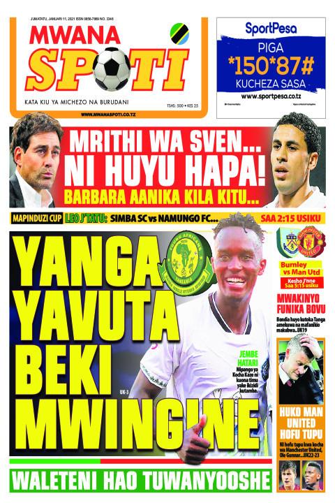YANGA YAVUTA BEKI MWINGINE  | Mwanaspoti