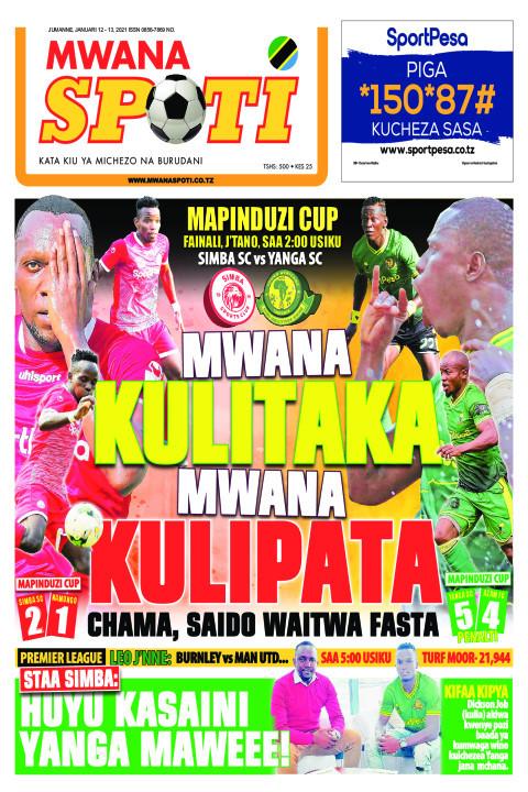 MWANA KULITAKA MWANA KULIPATA | Mwanaspoti