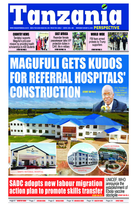 Magufuli gets kudos for referral hospitals construction | Tanzania Perspective