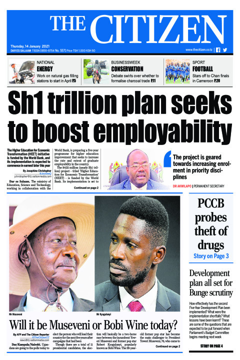 SH1 TRILLION PLAN SEEKS TO BOOST  EMPLOYMENT