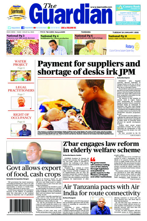 Payment for suppliers and shortage of desks irk JPM | The Guardian