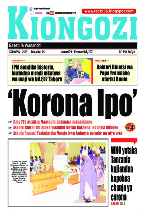 Korona Ipo | Kiongozi