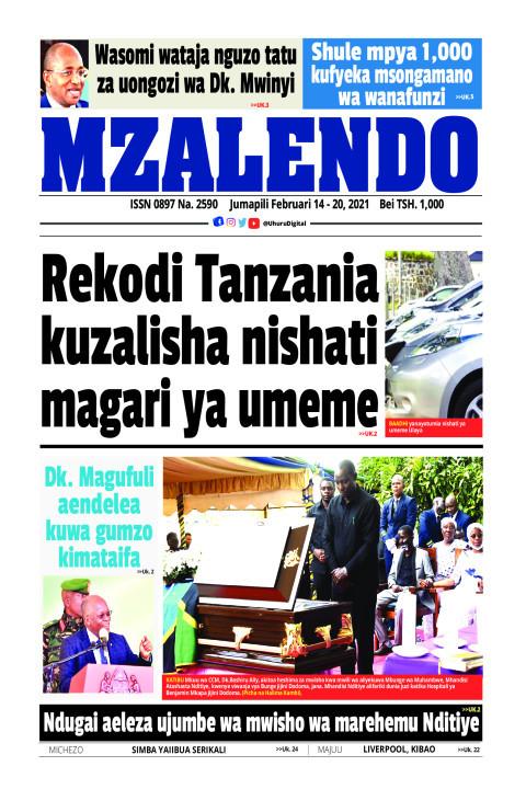 Rekodi Tanzania kuzalisha nishati magari ya umeme | Mzalendo
