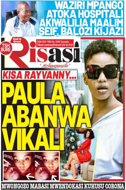 PAULA ABANWA VIKALI | Risasi Mchanganyiko