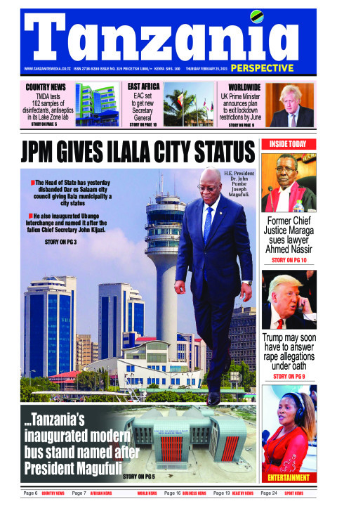 JPM GIVES ILALA CITY STATUS | Tanzania Perspective