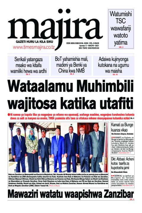 Wataalamu Muhimbili wajitosa utafiti tiba ya magonjwa ya kup | MAJIRA