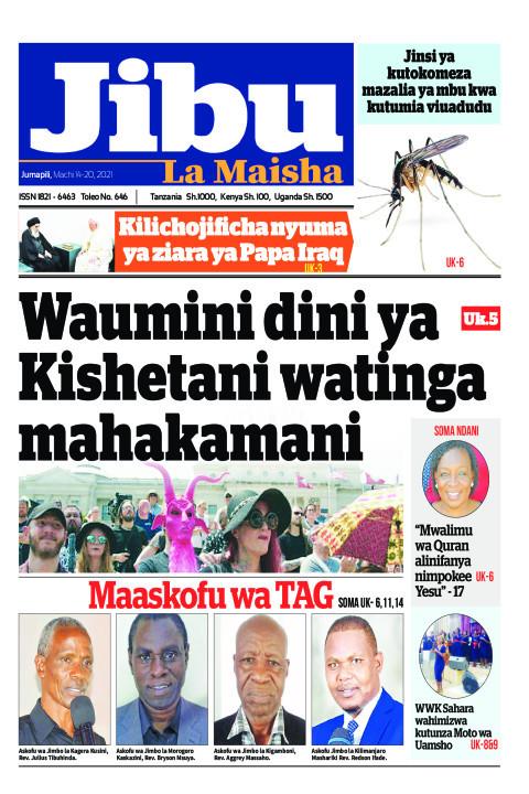Waumini dini ya Kishetani watinga mahakamani | JIBU LA MAISHA