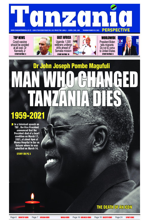 MAN WHO CHANGED