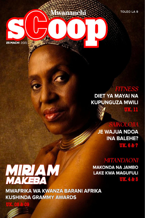 MWANANCHI SCOOP TOLEO LA 09  | Mwananchi Scoop