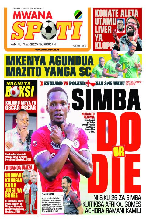 MKENYA AGUNDUA MAZITO YANGA SC,SIMBA DO DIE  | Mwanaspoti