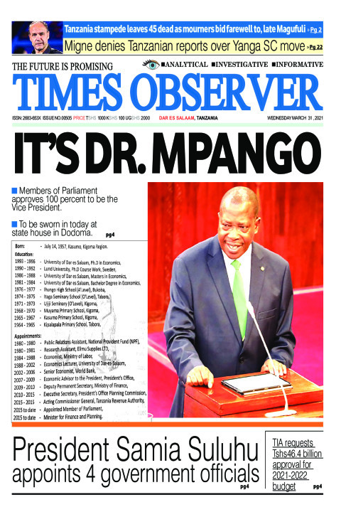 | Times Observer