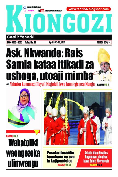 Ask. Nkwande: Rais Samia kataa itikadi za ushoga, utoaji m | Kiongozi