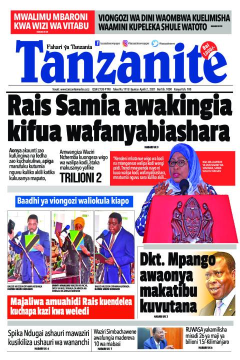 Rais Samia awakingia kifua wafanyabiashara | Tanzanite