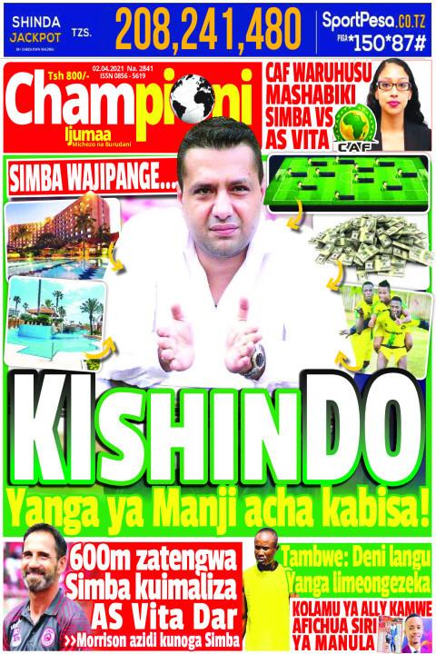 KISHINDO Yanga ya Manji acha kabisa! | Championi Ijumaa