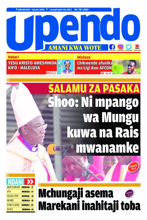 Shoo: Ni mpango wa Mungu kuwa na Rais mwanamke | Upendo