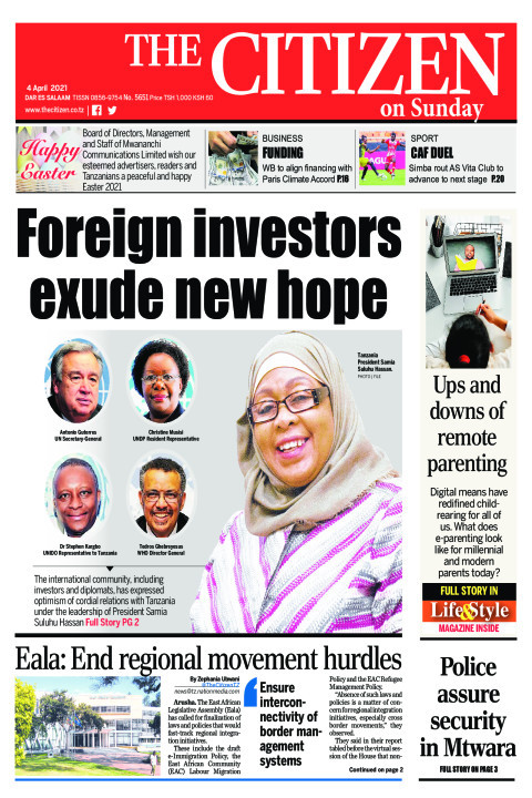 FOREIGN INVESTORS EXUDE NEW HOPE | The Citizen
