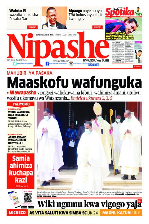 Maaskofu wafunguka | Nipashe