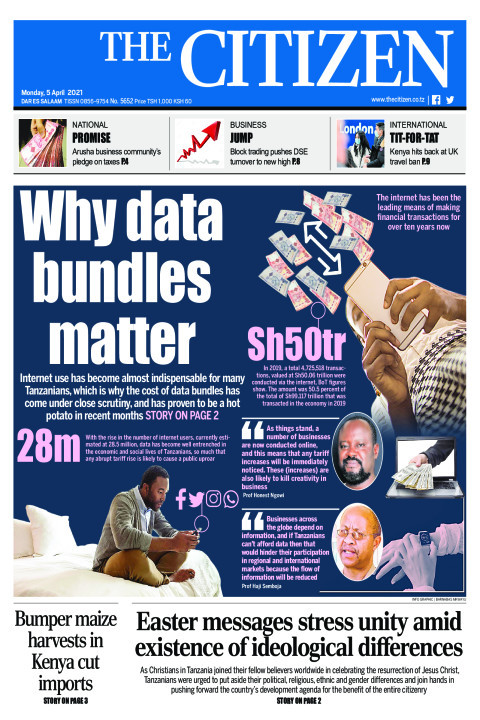 WHY DATA BUNDLES  MATTER