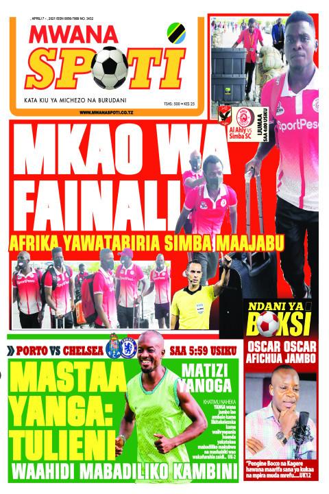 MKAO WA FAINALI,MASTAA YANGA:TULIENI  | Mwanaspoti