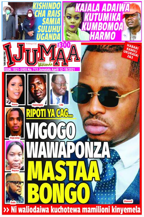 VIGOGO WAWAPONZA MASTAA BONGO | Ijumaa Wikienda