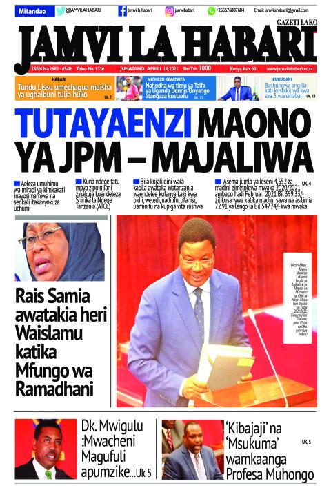 Tutayaenzi maono ya JPM – MAJALIWA  | Jamvi La Habari