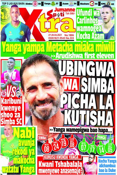 UBINGWA WASIMBAPICHA LA KUTISHA | SpotiXtra Jumanne