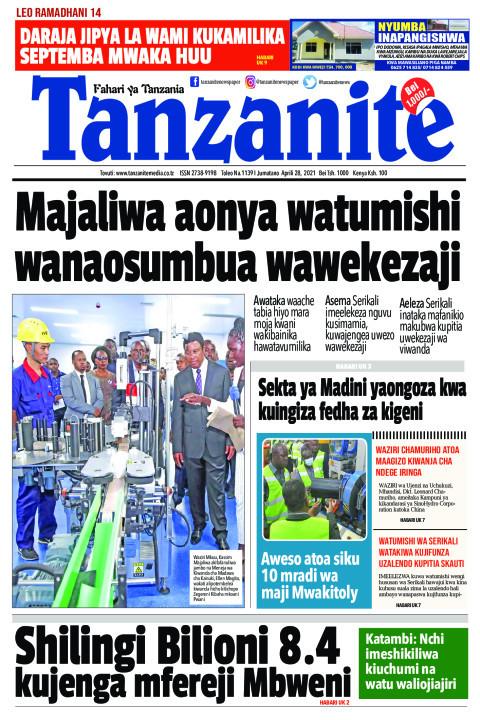 Majaliwa aonya watumishi wanaosumbua wawekezaji | Tanzanite