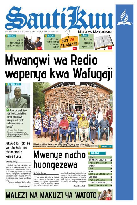 MWANGWI WA REDIO WAPENYA KWA WAFUGAJI | Sauti Kuu Newspaper