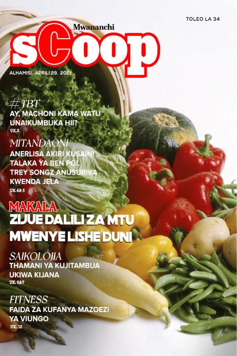 MWANANCHISCOOP TOLEO LA 034 | Mwananchi Scoop