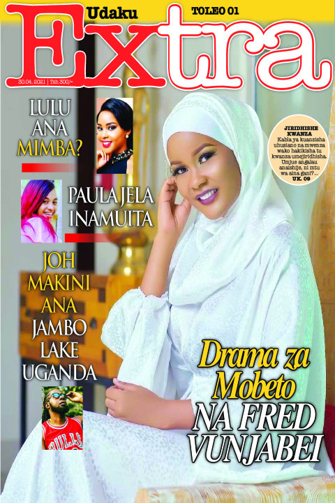 Drama za Mobeto NA FRED VUNJABEI | Udaku Extra