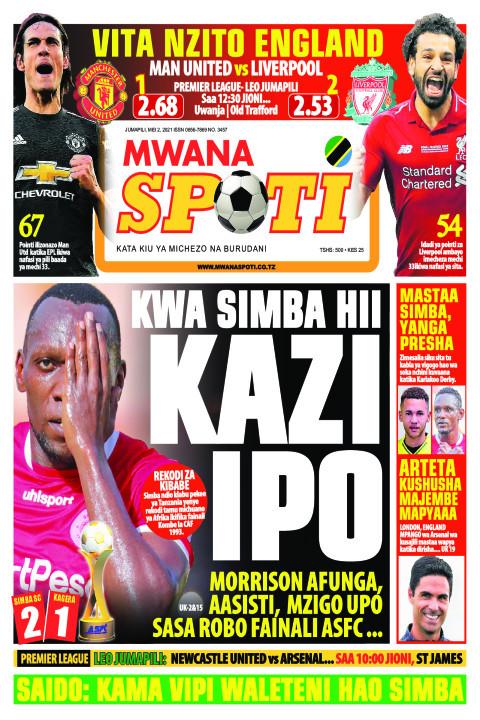 KWA SIMBA HII KAZI IPO  | Mwanaspoti