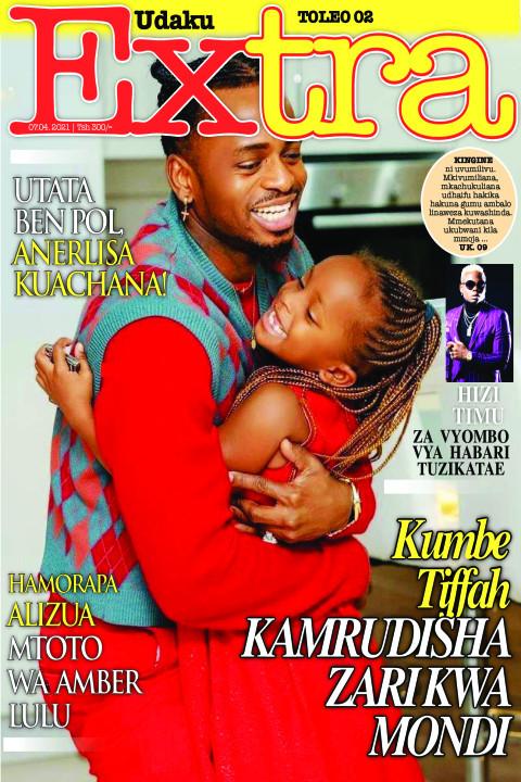 Kumbe Tiffah kamrudisha Zari kwa Mondi | Udaku Extra