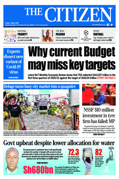 WHY CURRENT BUDGET MAY MISS KEY TARGETS  | The Citizen