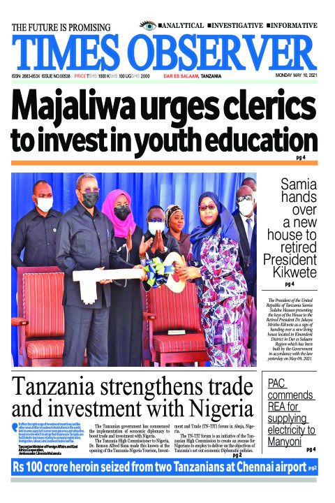 Majaliwa urges clerics to invest in youth education | Times Observer