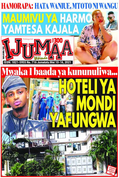 HOTELI YA MONDI YAFUNGWA | Ijumaa Wikienda