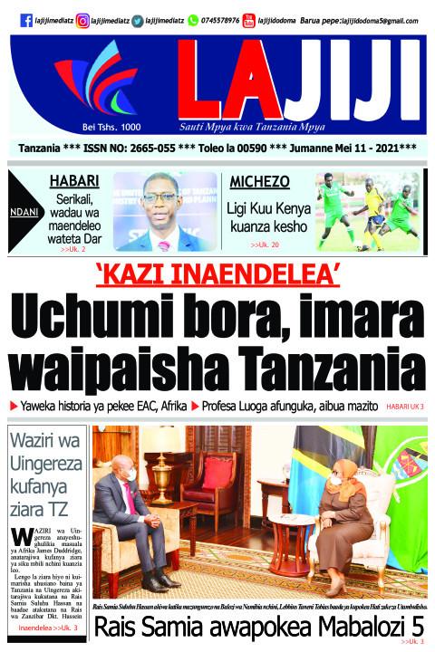 Uchumi bora, imara waipaisha Tanzania  | LaJiji