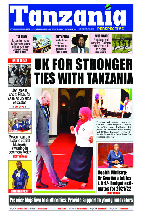 UK for stronger ties with Tanzania | Tanzania Perspective