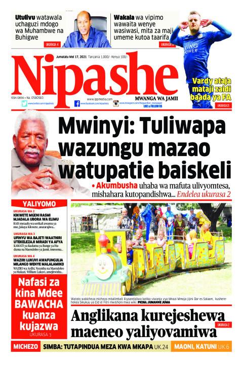 Mwinyi: Tuliwapa wazungu mazao watupatie baiskeli | Nipashe