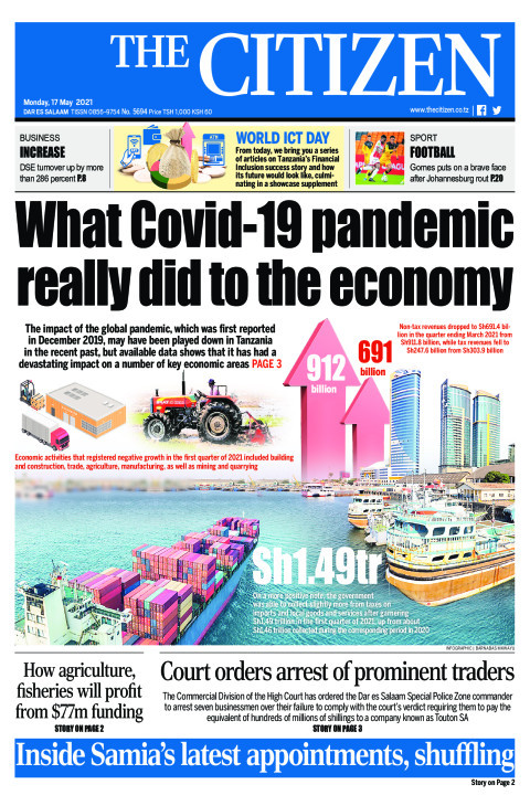 WHAT COVID-19 PANDEMIC REALLY DID TO THE ECONOMY  | The Citizen
