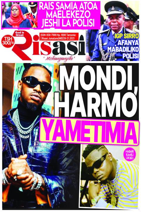 MONDI, HARMO YAMETIMIA | Risasi Mchanganyiko