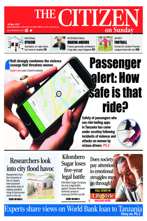 PASSENGER ALERT: HOW SAFE IS THAT RIDE?  | The Citizen